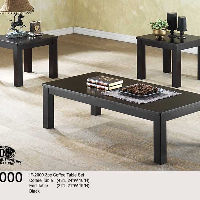 COFFEE TABLES IFDC